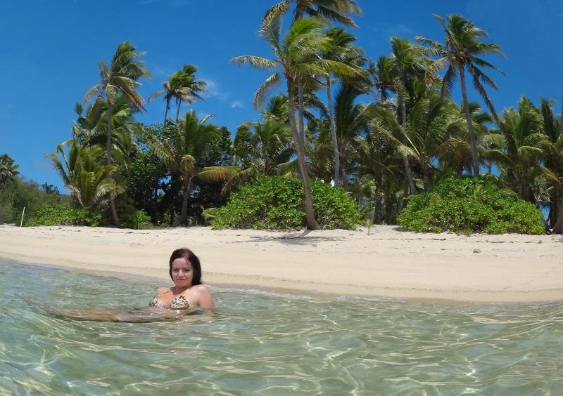 Palmuranta Fidzillä