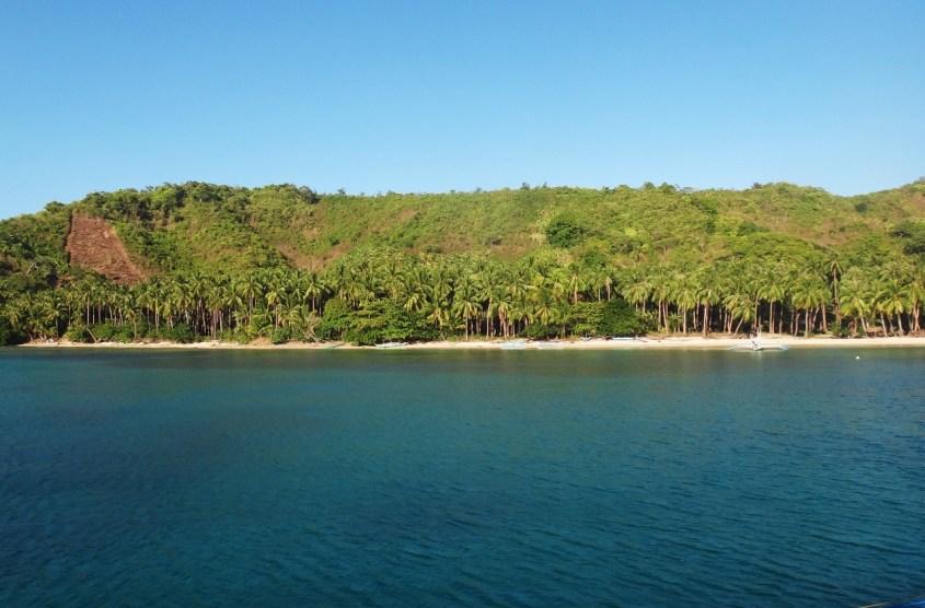 Saarihyppely Filippiineillä