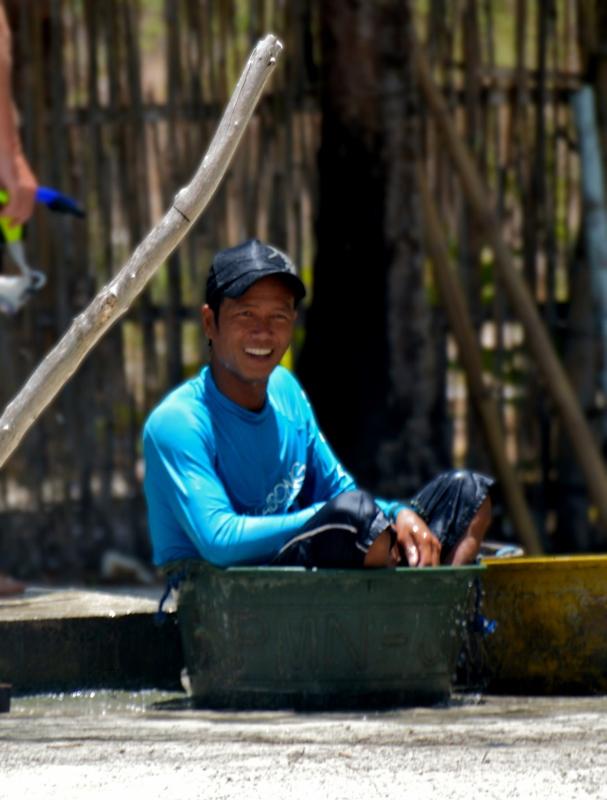 Tao Philippines retken vetäjä Ollie