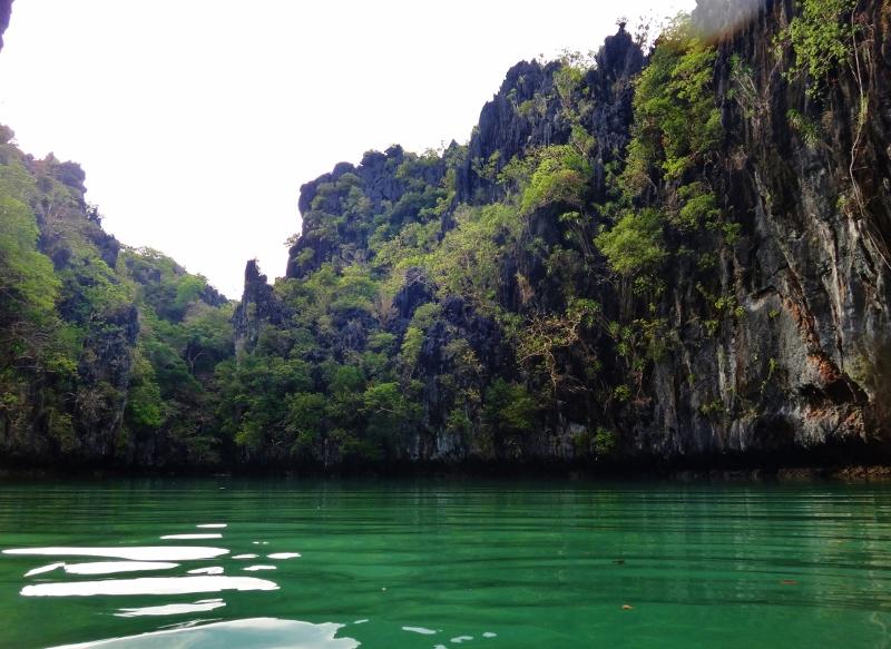 Laguuni El Nidossa Filippiineillä