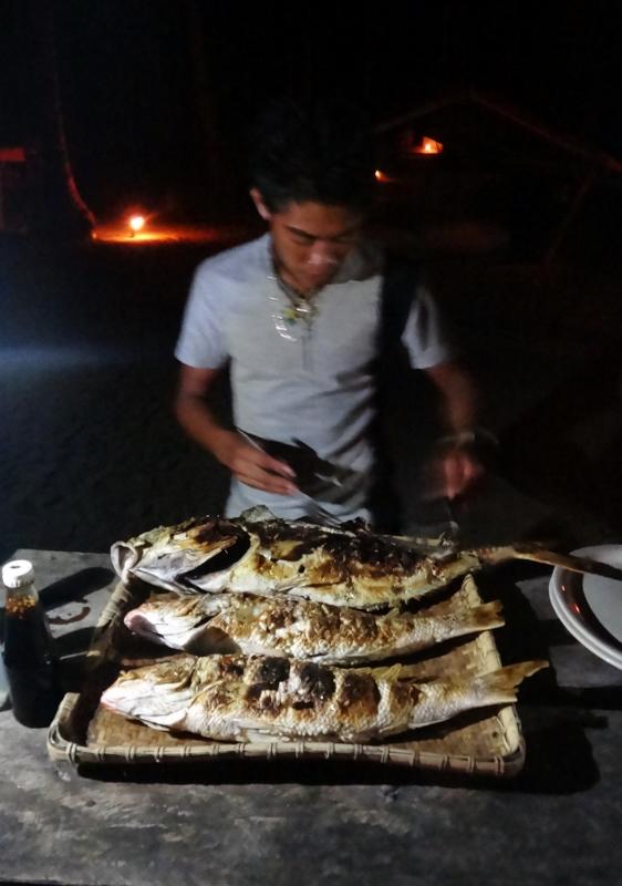 Kalan kokkausta Filippiineillä