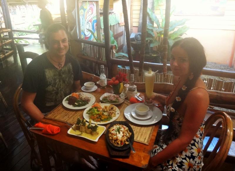 Kalui ravintola Puerto Princesa, Filippiinit