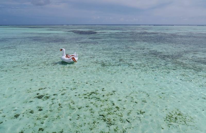 Häämatkalla Malediiveilla