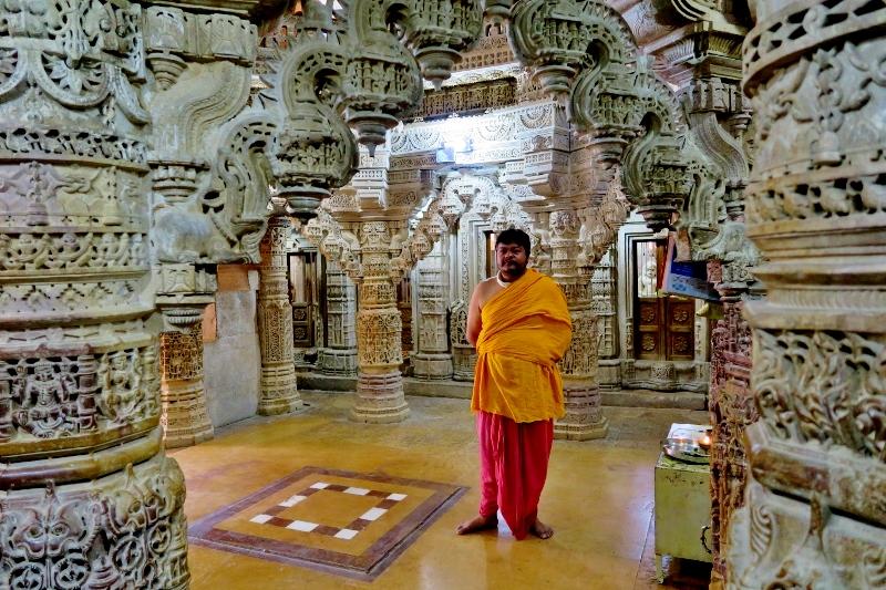 Jaisalmer - jainalaistemppeli