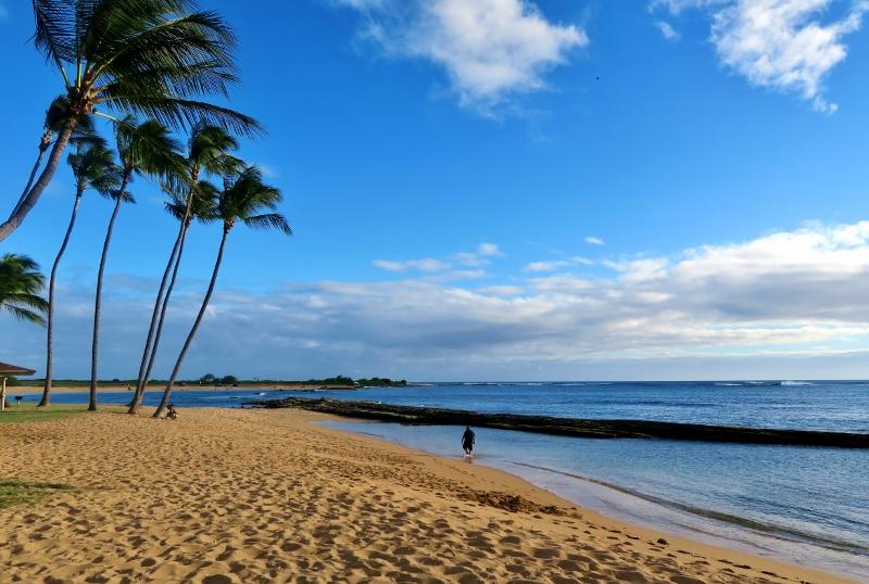 Salt Pond Beach, Kauai, Havaiji
