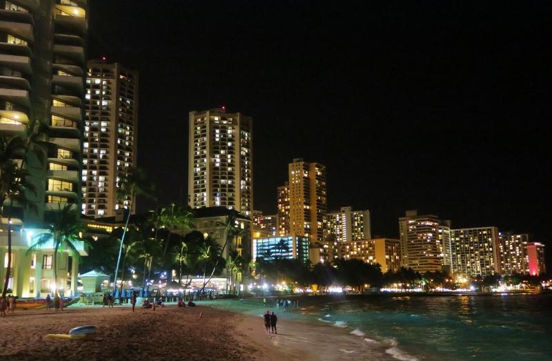 Waikiki, Havaiji