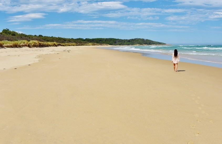 Croajingolong, yksi Australian salaisista paratiiseista