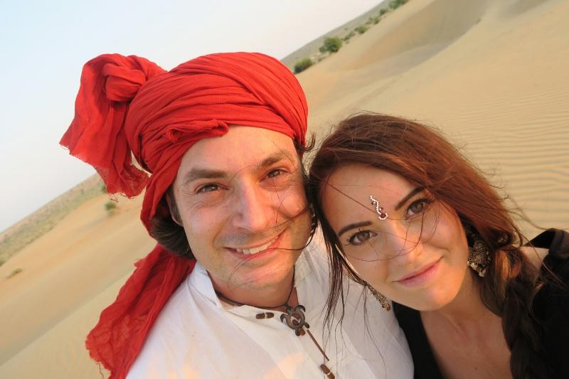 Intian matkakokemuksia