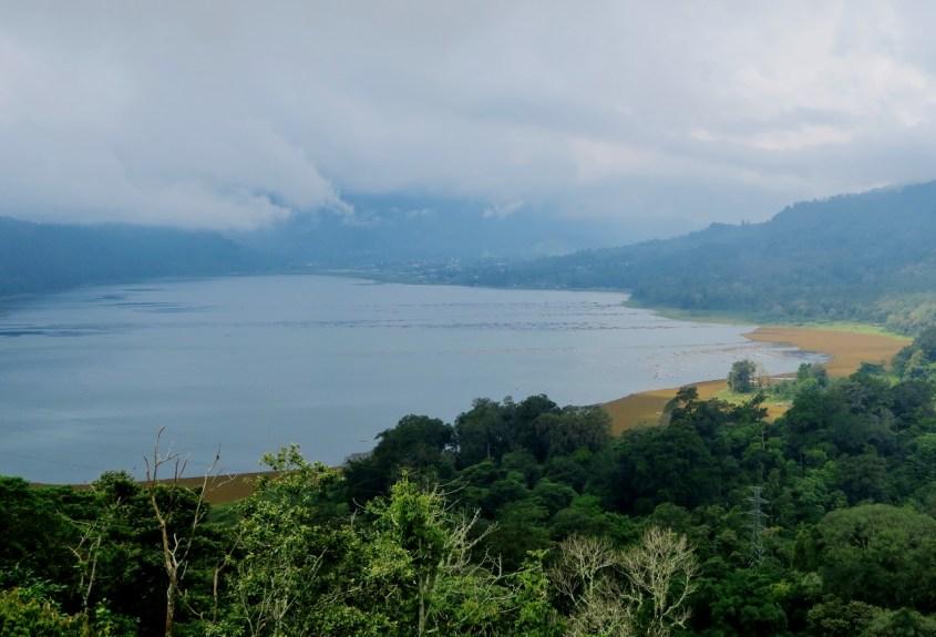 Pohjois-Balin järvimaisemia