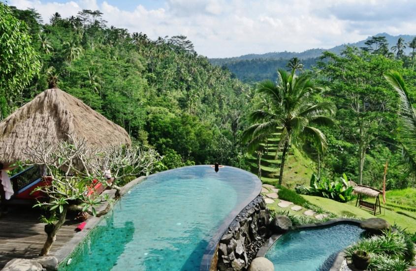 Dara Ayu – Villa kuin keidas Balin viidakossa