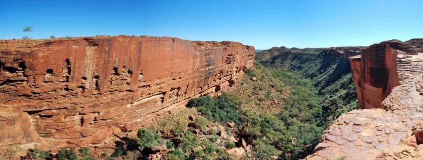 Australian eeppisimmät maisemat - Kings Canyon