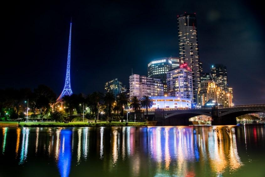 Mitä tehdä Melbournessa - Yarra joki