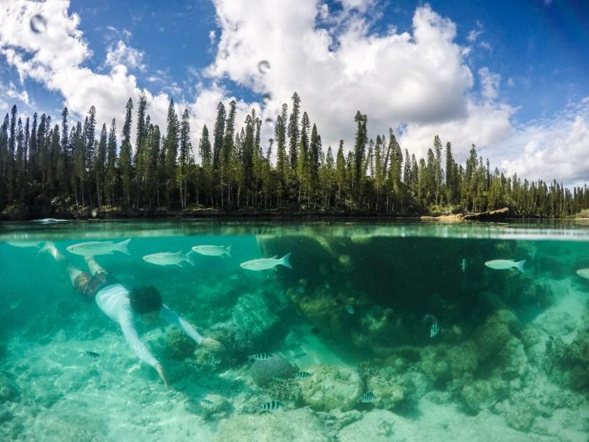 Isle of Pines, Uusi-Kaledonia