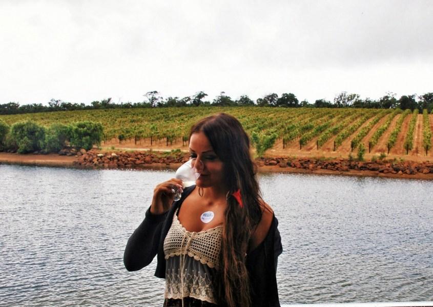 Australian viinitilat