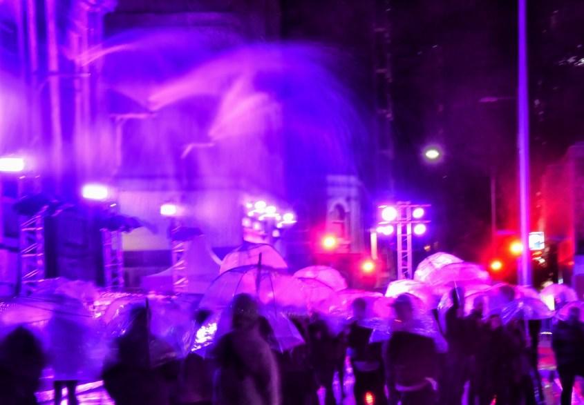 Purple Rain Melbourne White Night