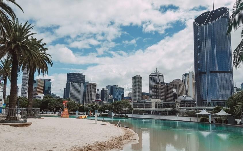 Brisbane nahtavyydet   Southbank