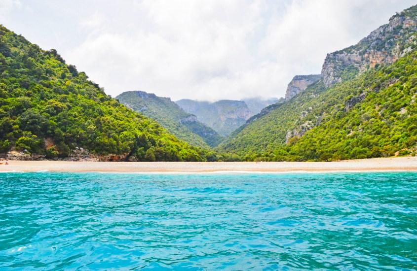 Löytyvätkö Sardiniasta Euroopan parhaat rannat?