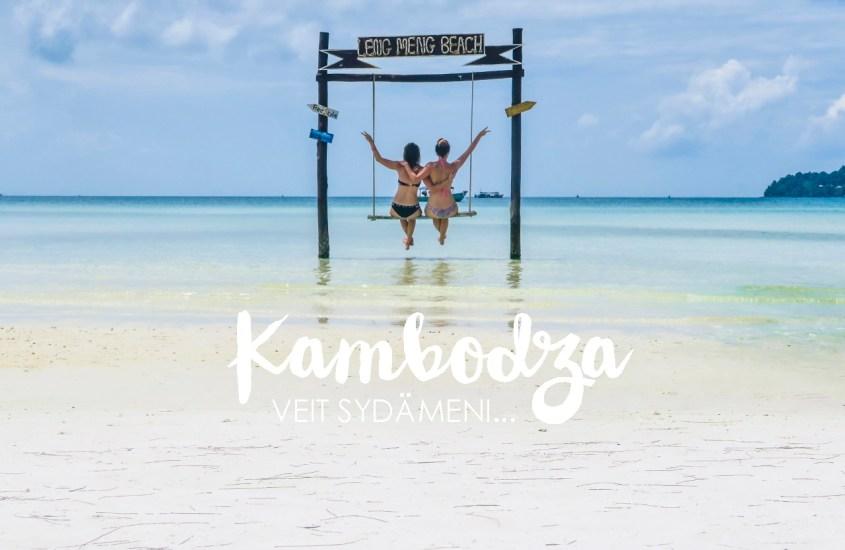 Kambodza – Veit sydämeni