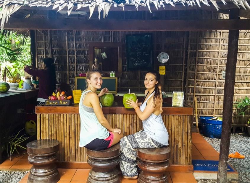 Joogaretriitti Kambodza