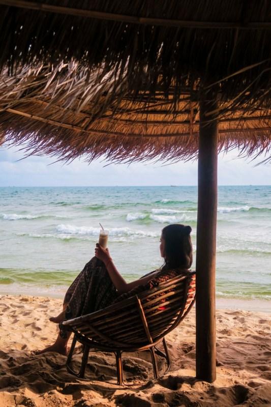 Sihanoukville Otres Beach