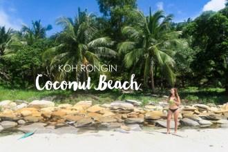 Koh Rong Coconut Beach