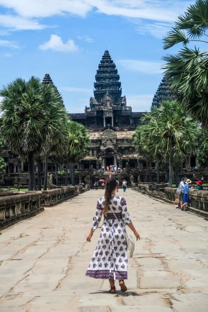 Angkor Wat | Kokemuksia