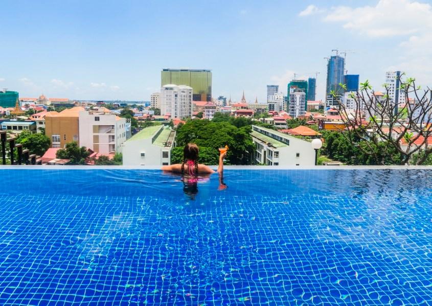 Phnom Penh hotelli