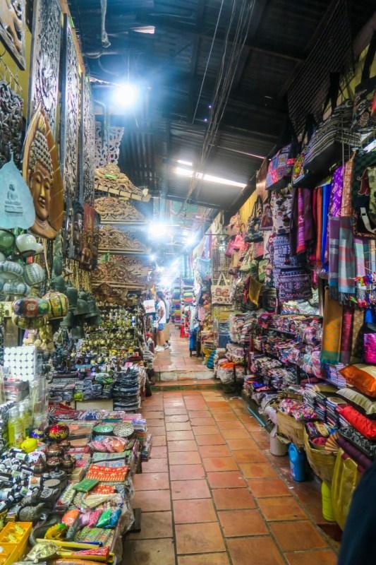Phnom Penh nähtävyydet