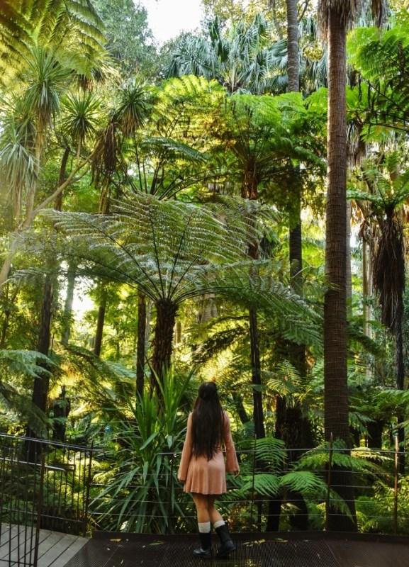 Melbournen nähtävyydet