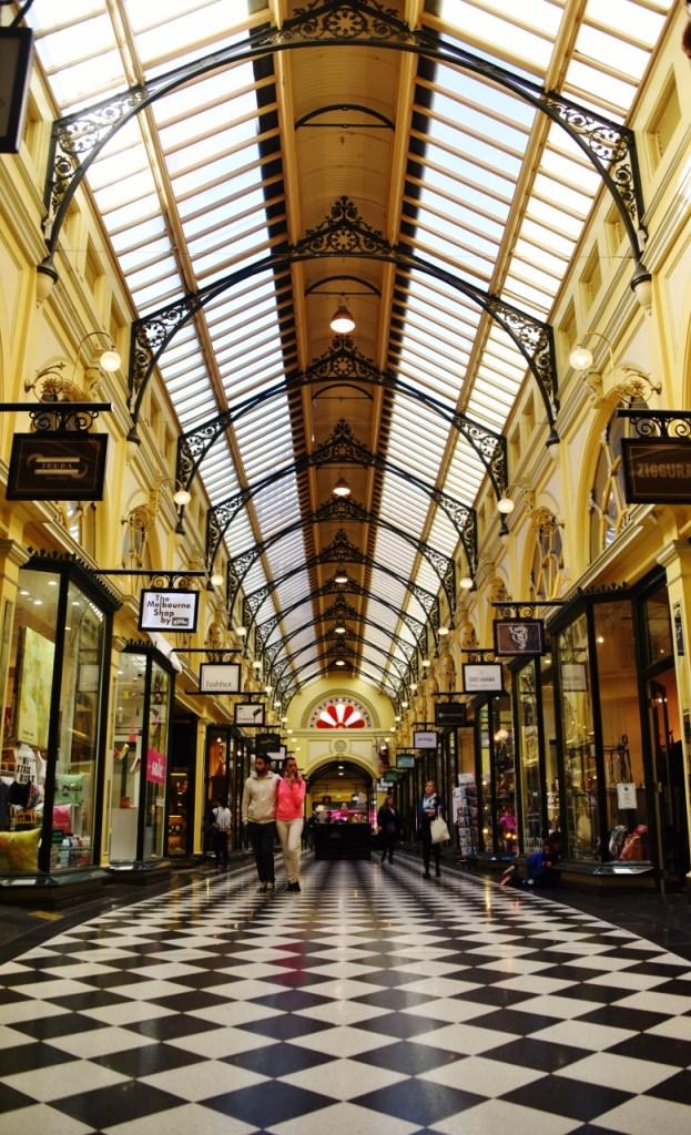 Melbourne ostokset