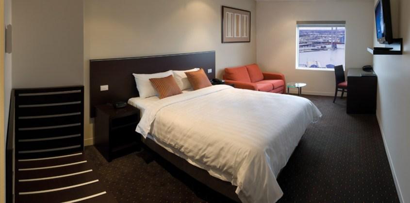 Melbourne hotelli