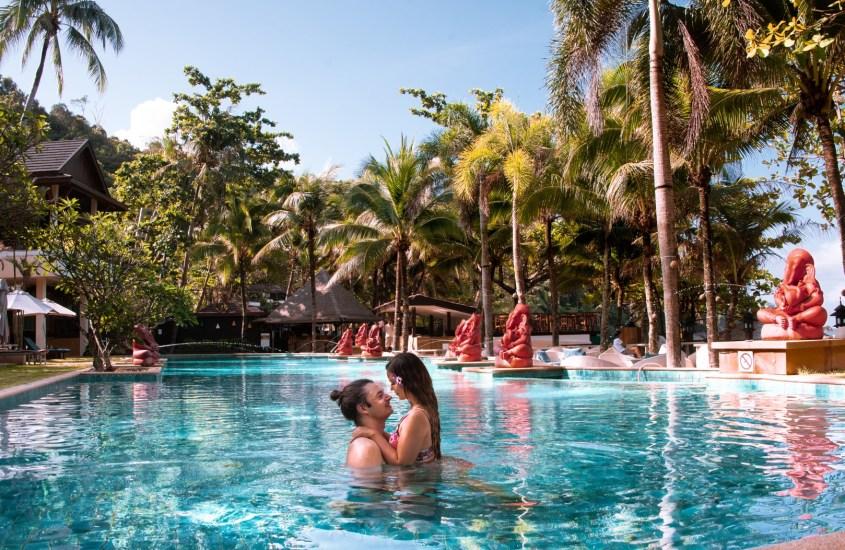 Thaimaan Phuket yllätti!