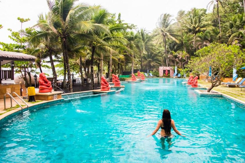Phuket majoitus