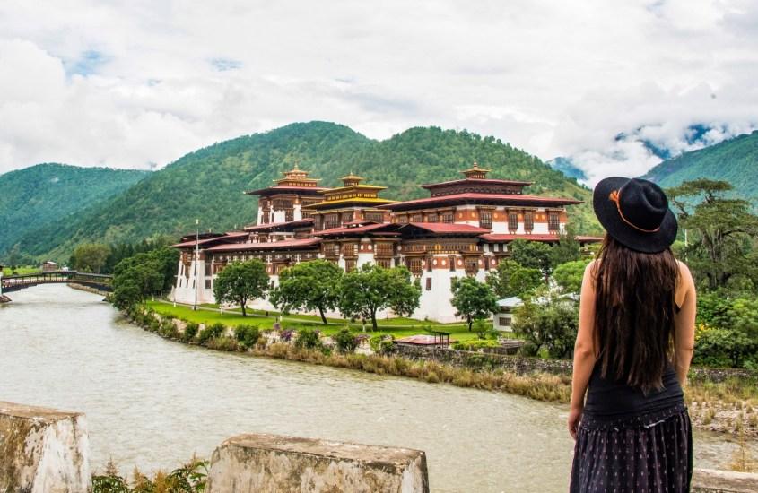 Bhutan – Kiertomatka läpi Ukkoslohikäärmeen maan