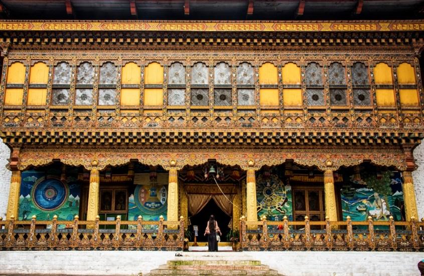 Bhutan – Chiliä, buddhalaisuutta ja perverssi penispyhimys