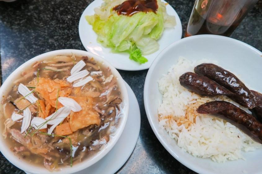 Hongkong ravintolat | Käärmekeitto