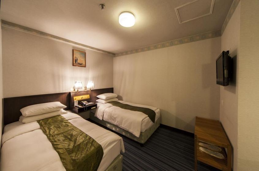 hongkong hotelli