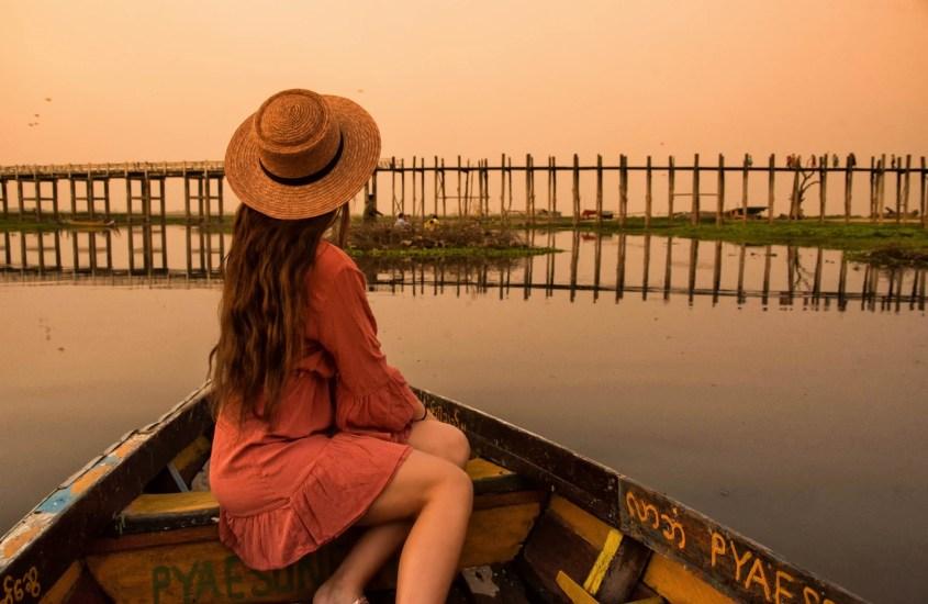Myanmariin matkustamisen eettinen kysymys