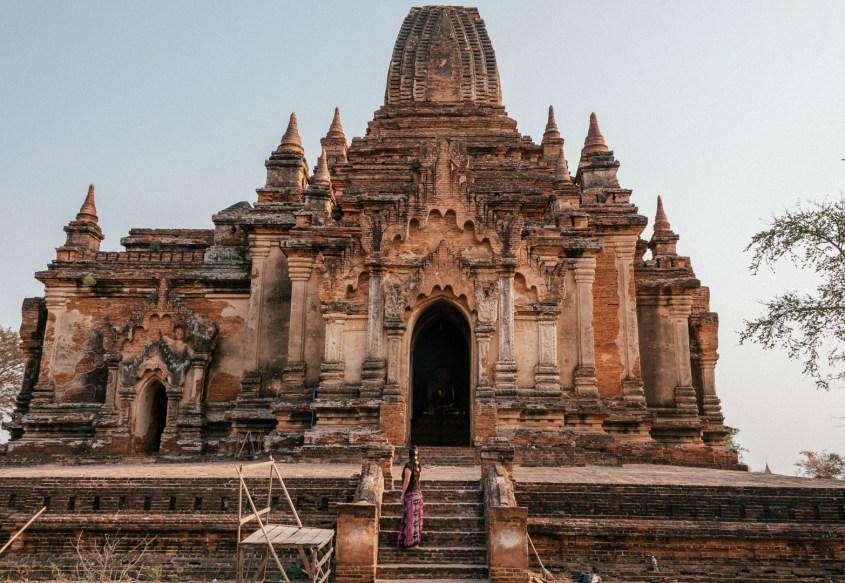 Bagan kokemuksia | temppeli