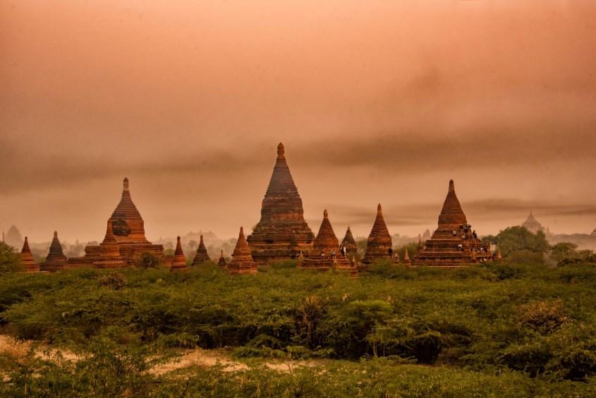 Bagan rauniot