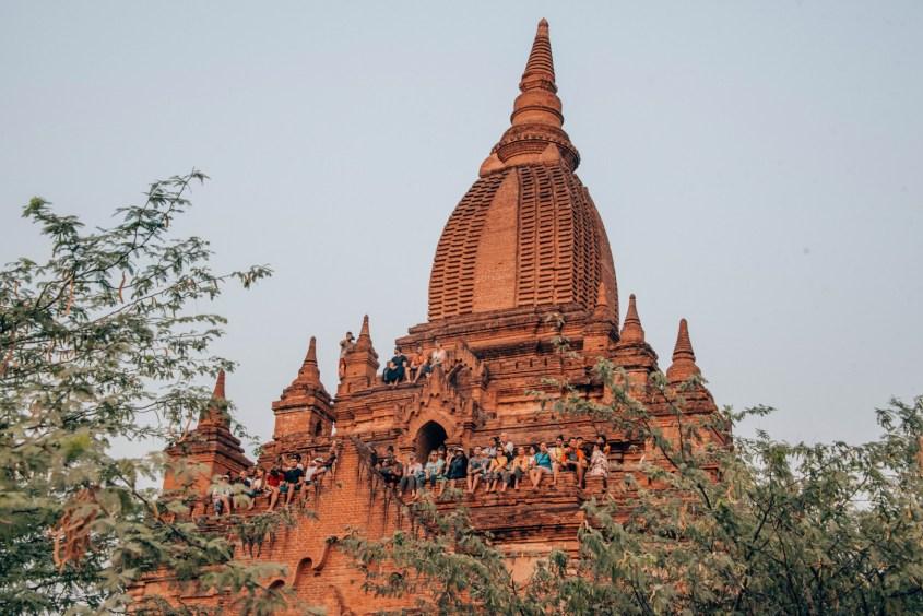 Bagan pagodi