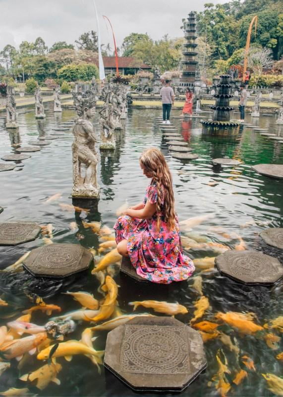 Bali - turistirysa vai jumalten saari | Temppeli