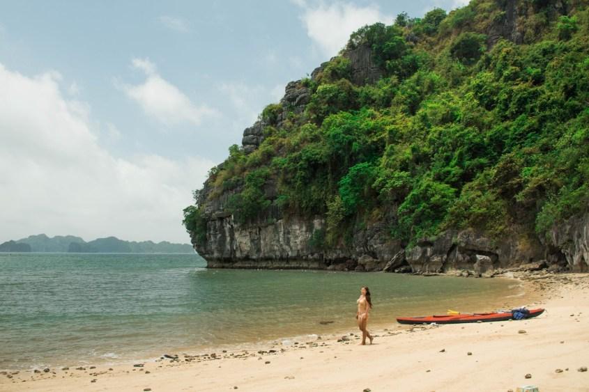 Halong Bay risteily