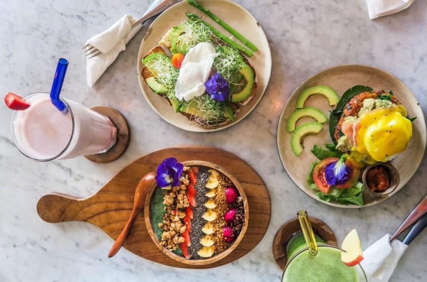 Ubud ravintolat | Brunssi