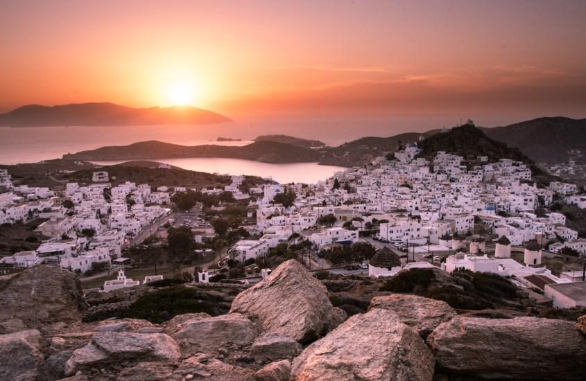 Kreikan Ios – muutakin kuin bilesaari!