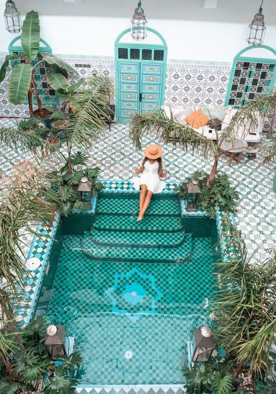 Riad BE Marrakesh