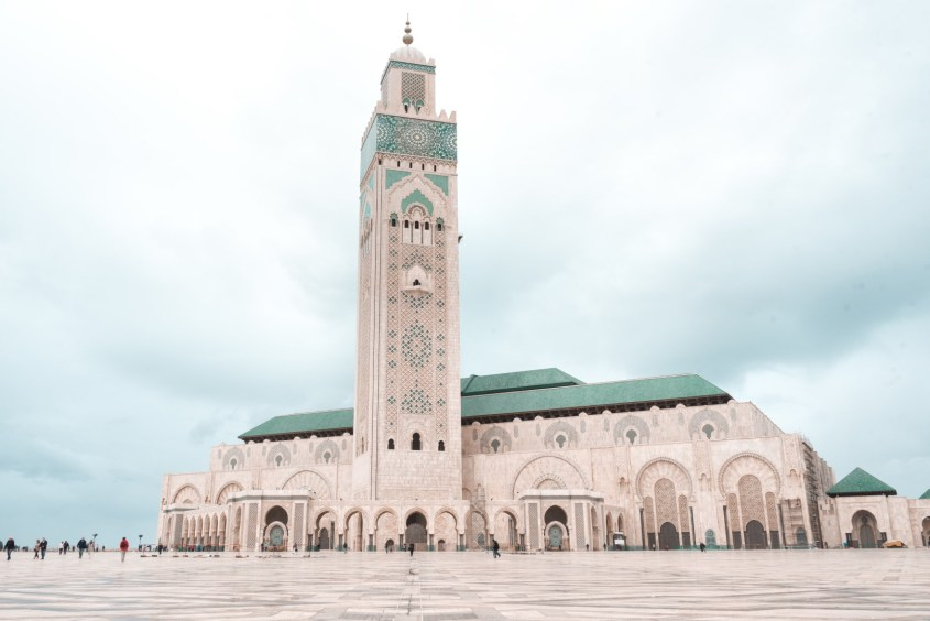 moskeija Casablancassa