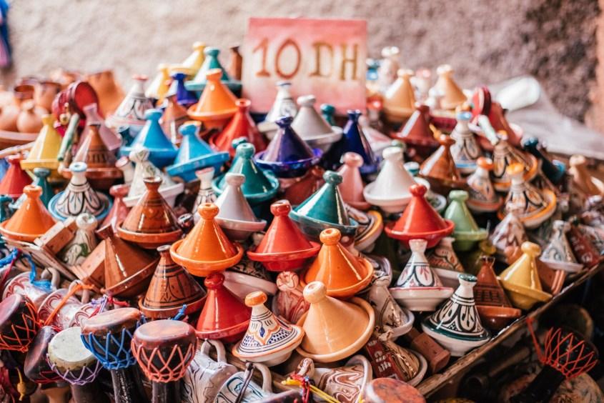 Marokko tuliaiset