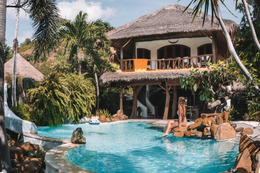 Bali Majoitus | Villa