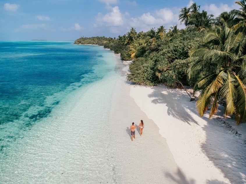 Malediivit budjetilla
